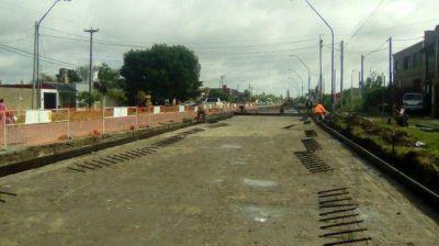 La provincia entregó 7 millones para mejorar las calles de la ciudad de Santa Fe