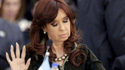 Tras la represión en Pepsico, Cristina se solidarizó con los trabajadores