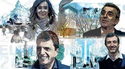 Arranca la campaña para las PASO: qué harán este viernes los candidatos