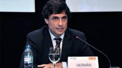 Lacunza dijo que la provincia de Buenos Aires no colocará más deuda en el mercado externo en 2017