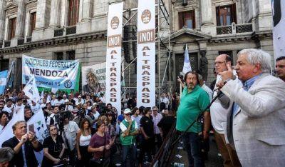 "Piumato: ""El gobierno no cumplió nada de lo que prometió"""