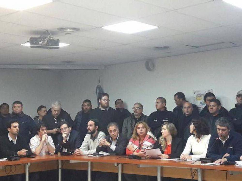 Trabajadores de PepsiCo repudiaron la represión y convocaron a una jornada de lucha