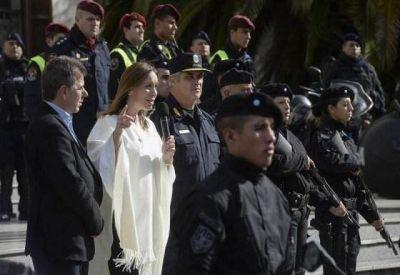 """Vidal justificó la represión en PepsiCo y acusó a la izquierda de """"activar políticamente"""" la toma"""