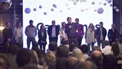Garro presentó a los candidatos con los que Cambiemos competirá en La Plata