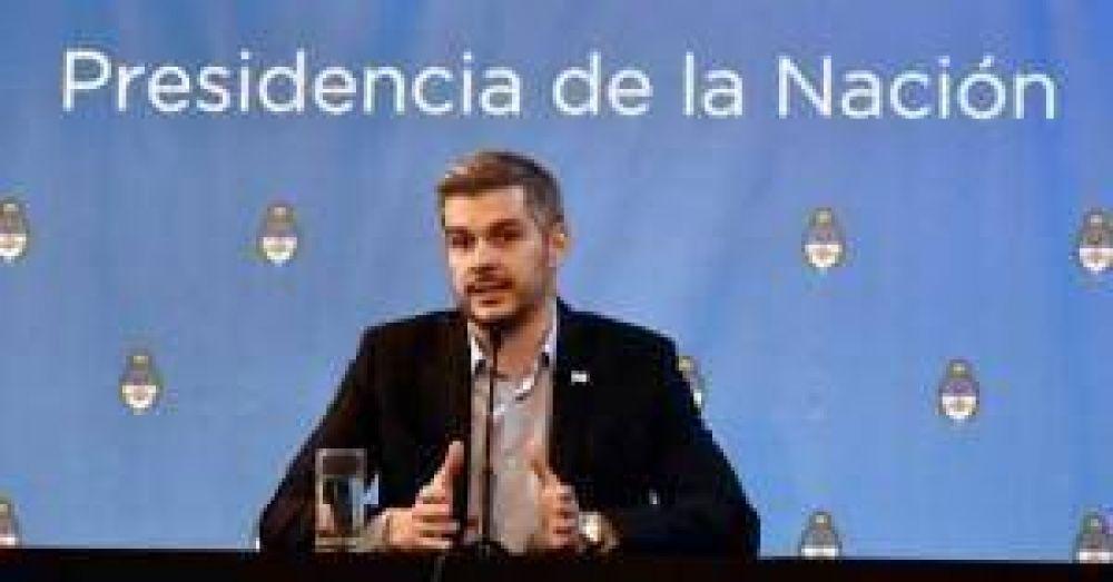 Peña sostuvo que Argentina tiene el crecimiento más alto de los últimos cinco años