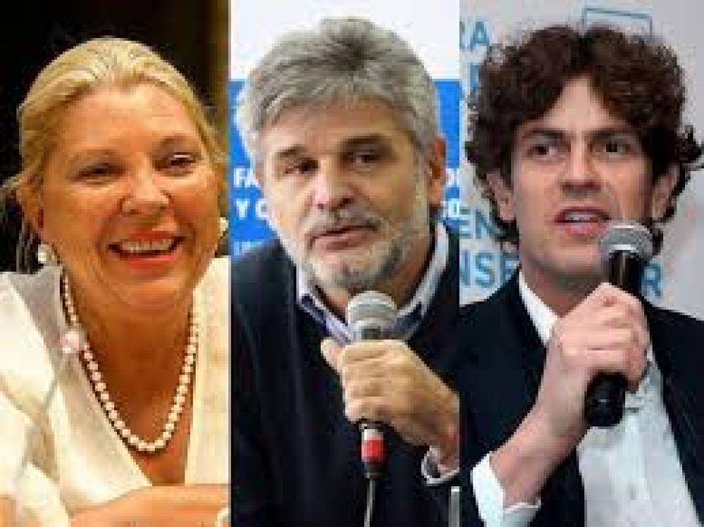 El voto porteño muestra una tendencia