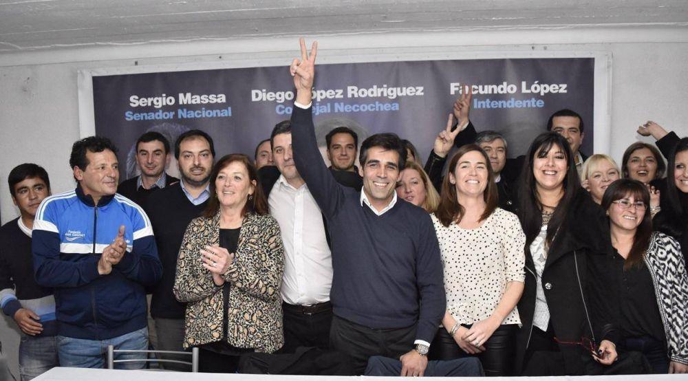 """López, en el lanzamiento 1Pais Necochea: """"Hicimos mucho y vamos a hacer mucho más"""""""