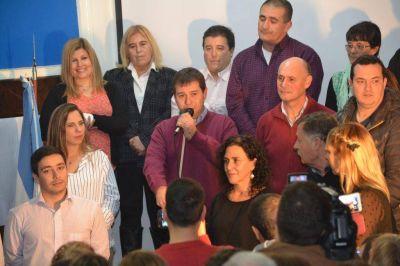 Presentaron oficialmente la lista de precandidatos a concejales de 1País en Miramar