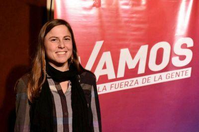 """Julia Rigueiro: """"No queremos sólo representar, sino ampliar cada vez más la participación"""""""
