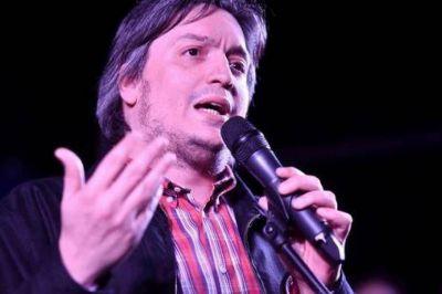 """Máximo Kirchner aseguró que su madre """"no va a bajar los brazos"""""""