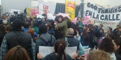 Extrabajadores de Pepsico marcharán el martes desde el Obelisco al Ministerio de Trabajo