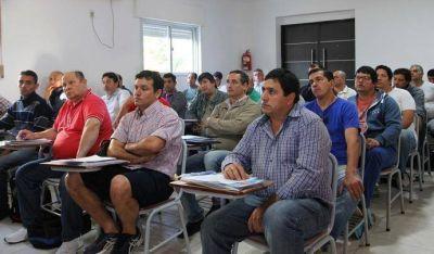 El SOMU capacitó a más de 80 marineros en Corrientes