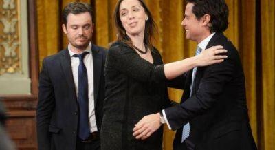 Vidal puso en funciones a Scarsi y Sánchez Zinny y ya forman parte del gabinete