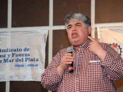 Luz y Fuerza Mar del Plata festejó el Día del Trabajador de la Electricidad