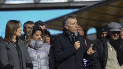 Magario dice que Macri volvió a ningunearla en su visita a La Matanza