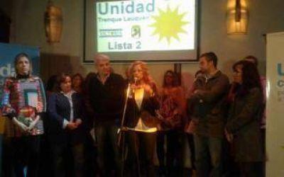 Elecciones 2017: Presentaron la Lista 2 de Unidad Ciudadana de Trenque Lauquen