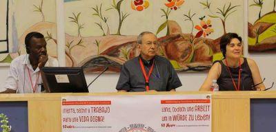 Monseñor Algora: «España sale de la crisis sin el trabajo de millones de personas. Esa economía convierte a los trabajadores en descartados»