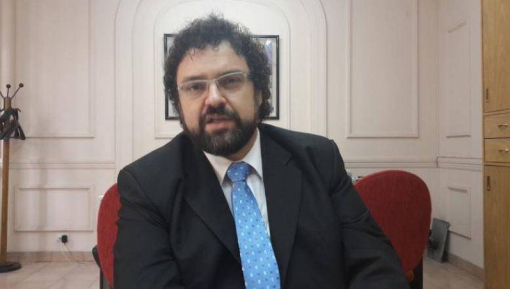 """AMIA/CJL. Claudio Epelman: """"Al terrorismo se lo combate a través de la ley"""""""
