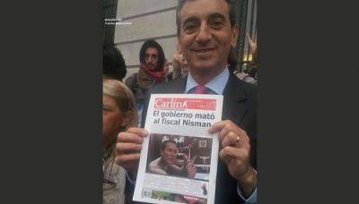 Florencio Randazzo reconoció ante la DAIA que el memorándum con Irán