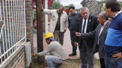 La comuna lanzará una inminente licitación para ampliar la red de gas en siete barrios capitalinos