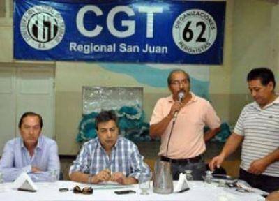 Sindicatos sanjuaninos en contra de la reforma laboral que impulsa Macri