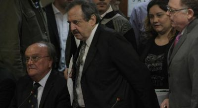 Alfonsín se aparta de Cambiemos y no vota la expulsión a De Vido