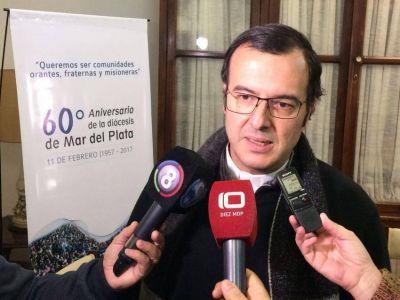 """Mestre: """"Vivir la unidad en la diversidad es la gran deuda que tenemos como argentinos"""""""