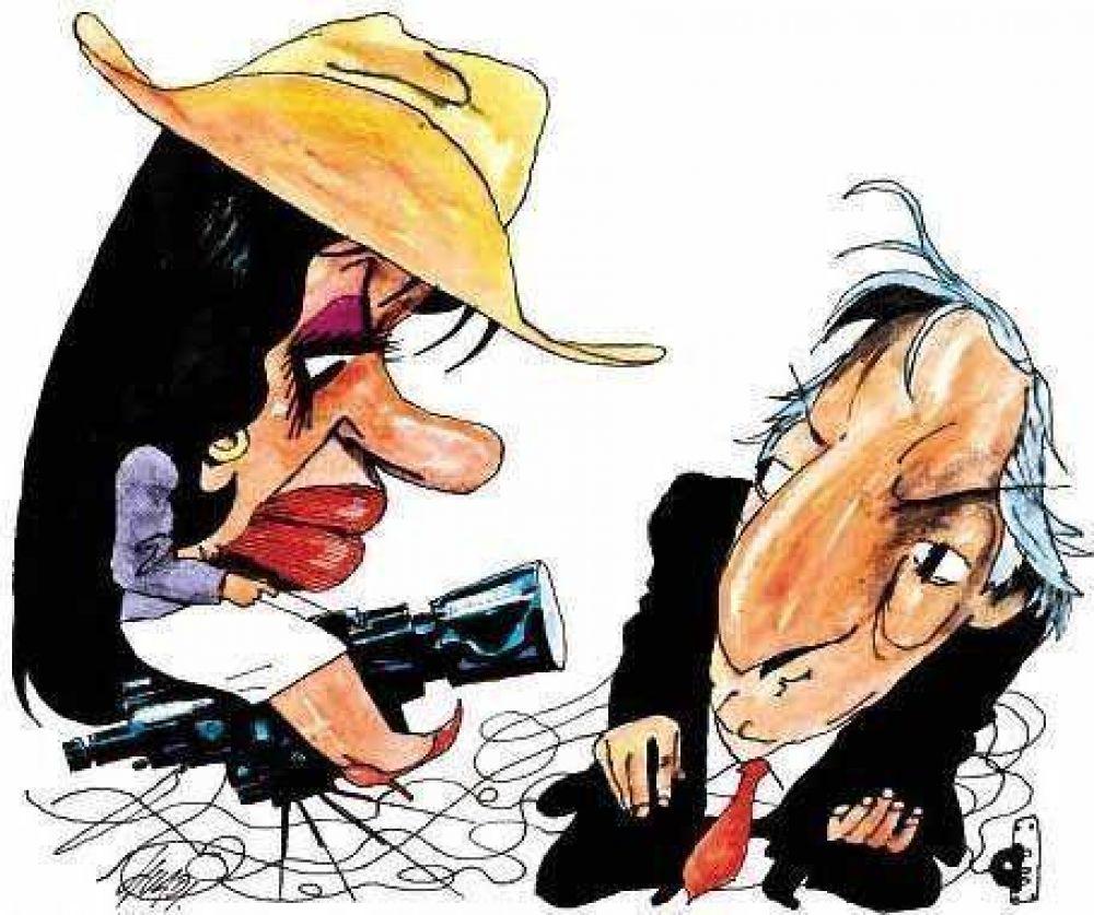 Los Kirchner se guardan otras cartas de negociación