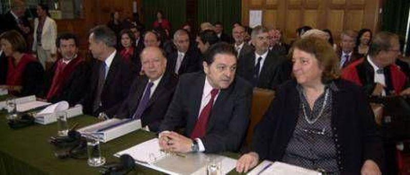 Botnia: los asambleístas mantienen sus críticas y confían