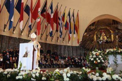 Gran asistencia de fieles marca tradicional celebración de la Virgen del Carmen en Chile