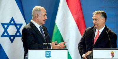 Netanyahu y Orban rechazan críticas de antisemitismo contra Hungría