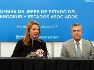 Mendoza y la Alianza del Pacífico: las mejoras que prometió Cornejo en el paso a Chile