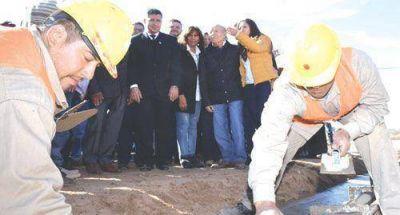El Gobierno ejecuta obras en la ciudad con fondos provinciales