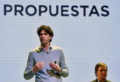 """Martín Lousteau denunció que el PRO """"no tiene intención de construir nada"""""""