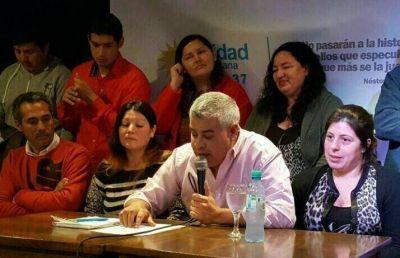 Albarracín pide la renuncia del secretario de Salud