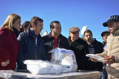 """Naidenoff destacó efectos de la """"nueva Argentina"""" y el respaldo a los micro-emprendimientos"""