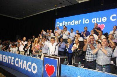 El Frente Chaco Merece Más cierra la campaña en cuatro municipios gobernados por la UCR