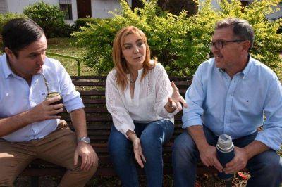 """MARÍA LOSADA PLANTEÓ LA """"NECESIDAD DE INCLUIR LOS PROBLEMAS DE MISIONES EN LA AGENDA NACIONAL"""