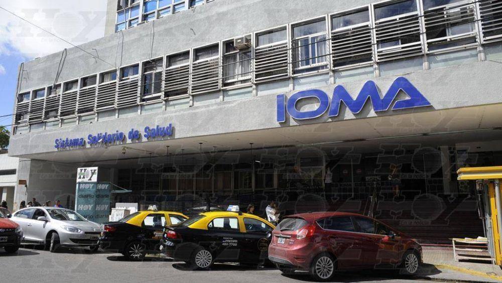 Fuerte reclamo por la transferencia de un programa nacional al IOMA