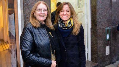 Susana Mariño continúa su recorrida de campaña