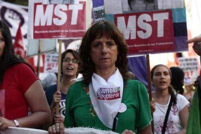 """Ripoll denunció que Vidal aplica """"medidas machistas, ajustadoras y represivas hacia las mujeres"""""""