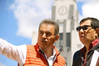 """""""No es casualidad que mientras en Lomas tenemos problemas con la inseguridad, nos cagan a palos a los laburantes"""""""