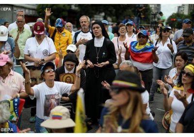 """21 de julio: """"Jornada de oración y ayuno por Venezuela"""""""