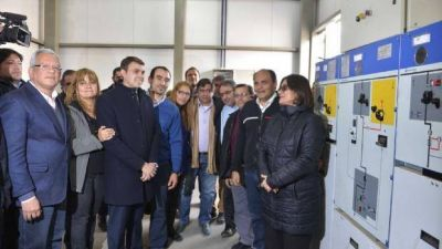 """""""La EC Sapem ha cambiado la historia energética de la provincia"""""""