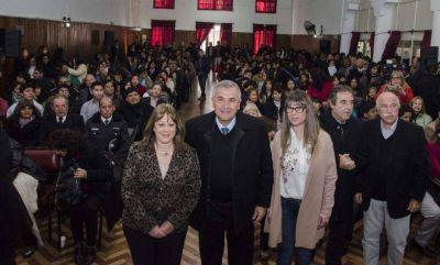 """COMPROMISO PROVINCIAL: """"VIVAMOS SIN VIOLENCIA HACIA LAS MUJERES"""""""