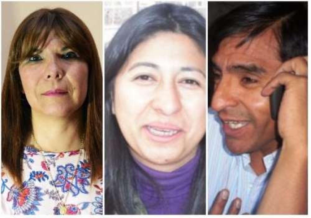 Almeda encolumnó a todo el oficialismo tras su candidatura testimonial: ¿renunciará?