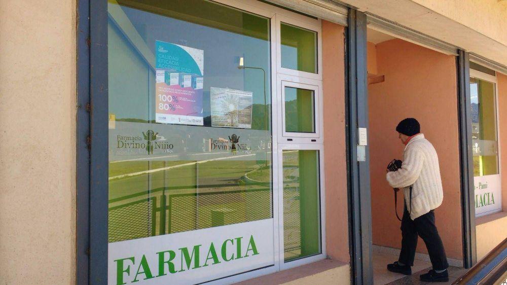 Once farmacias de la provincia ya comercializan los medicamentos de Laboratorios Puntanos