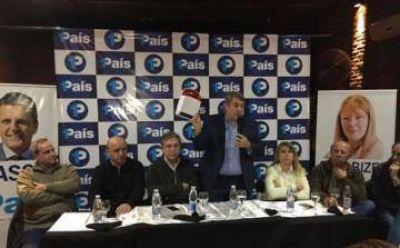 En Avellaneda, 1País lanzó la aplicación Alerta Buenos Aires