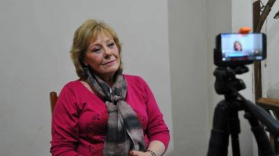 Liliana Olivero: tenemos el desafío de conquistar la banca robada en el 2013