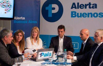 Eduardo Rodríguez volvió a mostrarse con Massa por el tema Seguridad y pidió a Galli que se ocupe del tema
